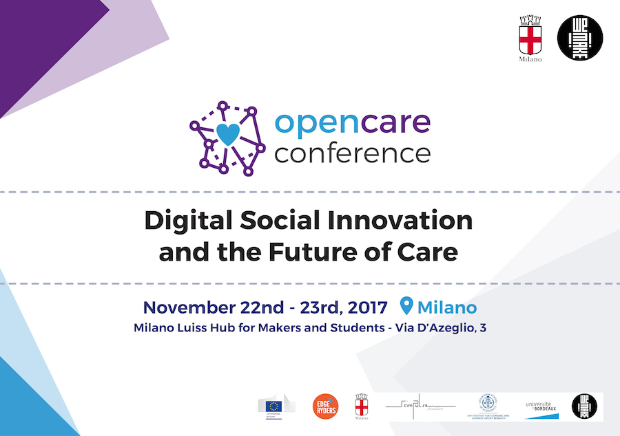 Digital Social Innovation and the Future of Care